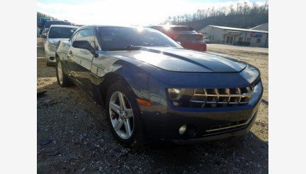 2011 Chevrolet Camaro LT Coupe for sale 101266394