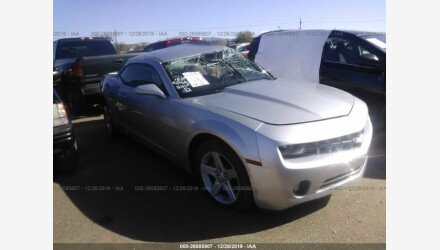 2011 Chevrolet Camaro LT Coupe for sale 101268332
