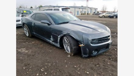 2011 Chevrolet Camaro LT Coupe for sale 101270620