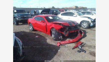 2011 Chevrolet Camaro LT Coupe for sale 101270722