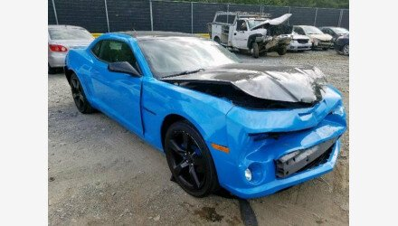 2011 Chevrolet Camaro LT Coupe for sale 101271055
