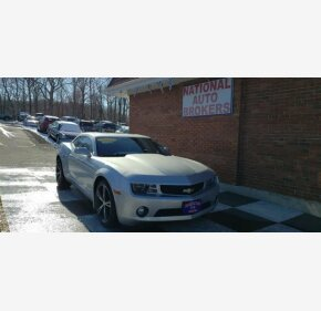 2011 Chevrolet Camaro LT Coupe for sale 101271164