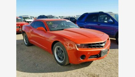 2011 Chevrolet Camaro LS Coupe for sale 101272008