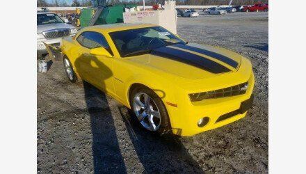 2011 Chevrolet Camaro LT Coupe for sale 101273167