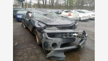 2011 Chevrolet Camaro LS Coupe for sale 101323467