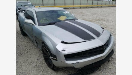 2011 Chevrolet Camaro LT Coupe for sale 101329369
