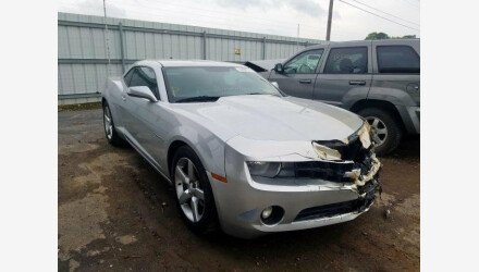 2011 Chevrolet Camaro LT Coupe for sale 101329459
