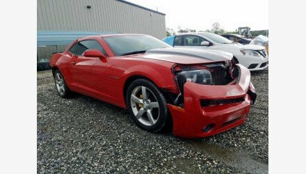 2011 Chevrolet Camaro LT Coupe for sale 101330851