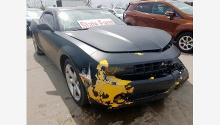 2011 Chevrolet Camaro LS Coupe for sale 101331434