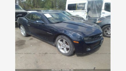 2011 Chevrolet Camaro LT Coupe for sale 101337309