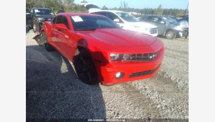 2011 Chevrolet Camaro LT Coupe for sale 101341567
