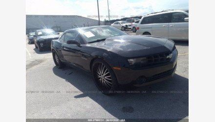 2011 Chevrolet Camaro LS Coupe for sale 101347136