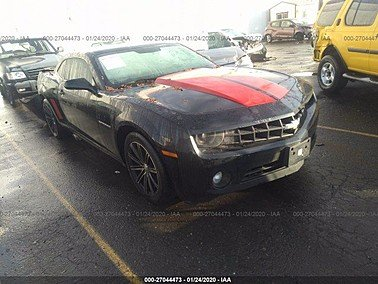 2011 Chevrolet Camaro LT Coupe for sale 101349734