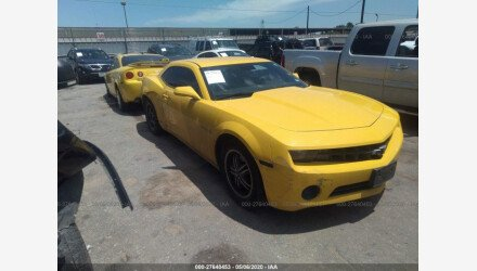 2011 Chevrolet Camaro LS Coupe for sale 101351252