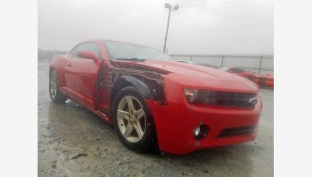 2011 Chevrolet Camaro LT Coupe for sale 101360760
