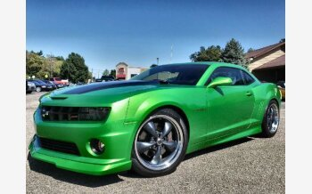 2011 Chevrolet Camaro for sale 101382084