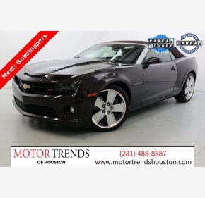 2011 Chevrolet Camaro for sale 101395821