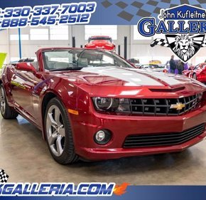 2011 Chevrolet Camaro for sale 101400960