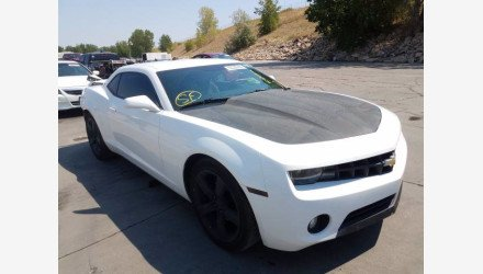 2011 Chevrolet Camaro LT Coupe for sale 101405880