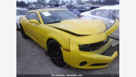 2011 Chevrolet Camaro LS Coupe for sale 101409377
