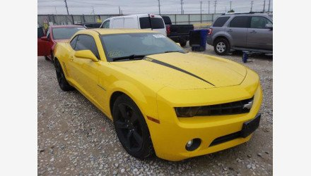 2011 Chevrolet Camaro LT Coupe for sale 101410500