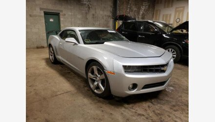 2011 Chevrolet Camaro LT Coupe for sale 101410520
