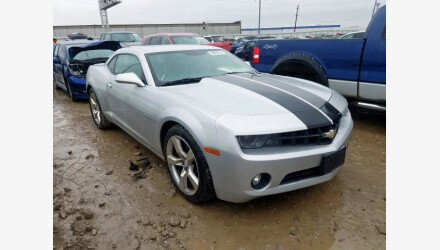 2011 Chevrolet Camaro LT Coupe for sale 101412452