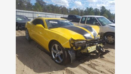 2011 Chevrolet Camaro LT Coupe for sale 101413094