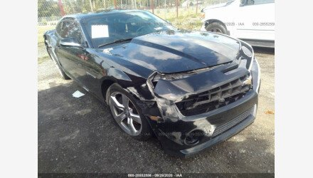 2011 Chevrolet Camaro SS Coupe for sale 101413331