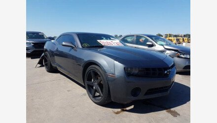 2011 Chevrolet Camaro LT Coupe for sale 101414457