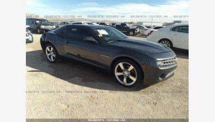 2011 Chevrolet Camaro LS Coupe for sale 101436381