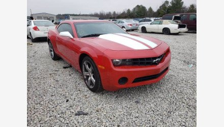 2011 Chevrolet Camaro LT Coupe for sale 101437778