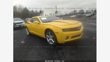 2011 Chevrolet Camaro LT Coupe for sale 101438918