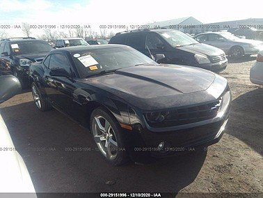 2011 Chevrolet Camaro LT Coupe for sale 101439456