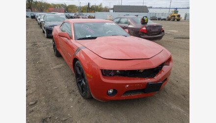 2011 Chevrolet Camaro LT Coupe for sale 101441332