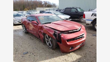 2011 Chevrolet Camaro LT Coupe for sale 101442013