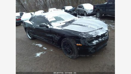 2011 Chevrolet Camaro LS Coupe for sale 101442948
