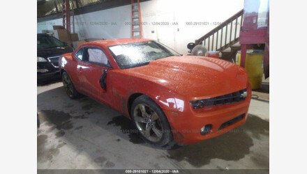 2011 Chevrolet Camaro LT Coupe for sale 101449959