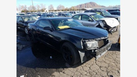 2011 Chevrolet Camaro LS Coupe for sale 101451233