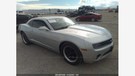 2011 Chevrolet Camaro LS Coupe for sale 101453112