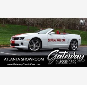 2011 Chevrolet Camaro SS for sale 101461425