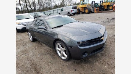 2011 Chevrolet Camaro LT Coupe for sale 101461655