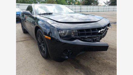 2011 Chevrolet Camaro LS Coupe for sale 101463947
