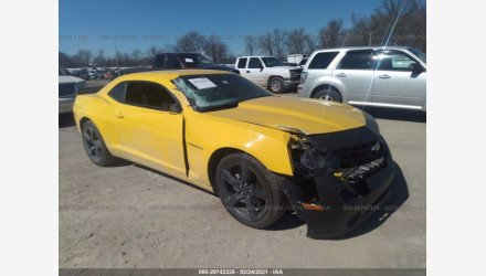 2011 Chevrolet Camaro LT Coupe for sale 101464799