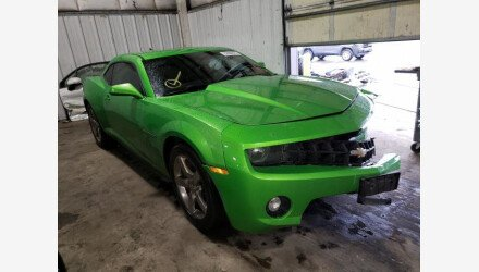 2011 Chevrolet Camaro LT Coupe for sale 101467969