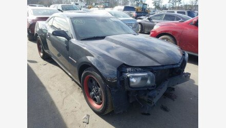 2011 Chevrolet Camaro LS Coupe for sale 101484265
