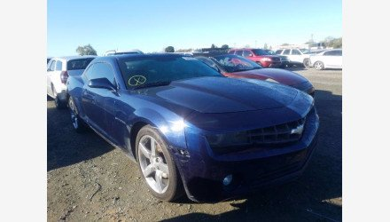 2011 Chevrolet Camaro LT Coupe for sale 101488232