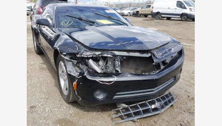 2011 Chevrolet Camaro LS Coupe for sale 101488316