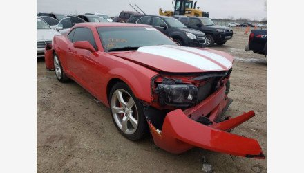2011 Chevrolet Camaro LT Coupe for sale 101489785
