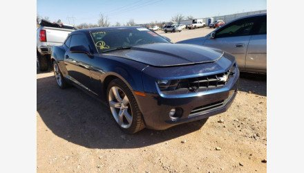 2011 Chevrolet Camaro LT Coupe for sale 101489821